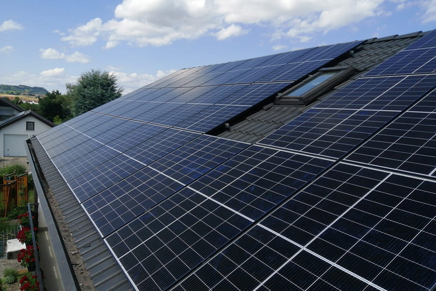Photovoltaikanlage in Deggendorf