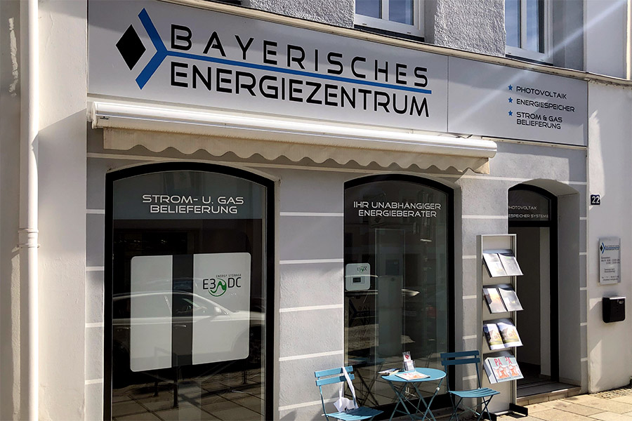 Bayerisches Energiezentrum eröffnet neuen Showroom in Deggendorf