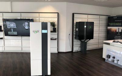 Showroom in Deggendorf eröffnet